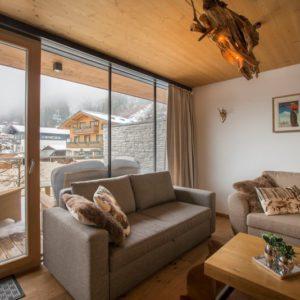 Oostenrijk  -Neukirchen am Grossvenediger- appartement Top nr. 16